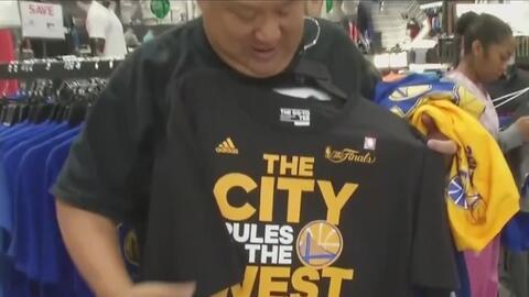 Oakland se prepara para festejar el título de los Warriors