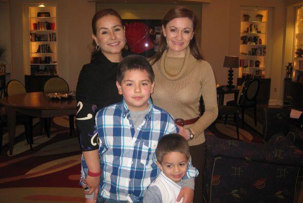 Joshua tiene 10 años y hace tres se encuentra en remisión. Los doctores...