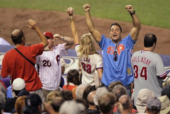 Los aficionados de los Phillies tienen mucho que festejar esta temporada.
