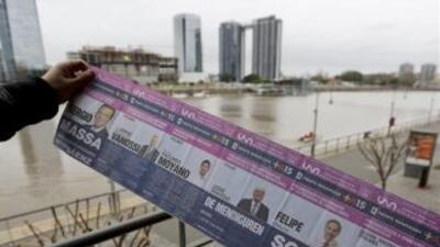 Elecciones primarias en Argentina.