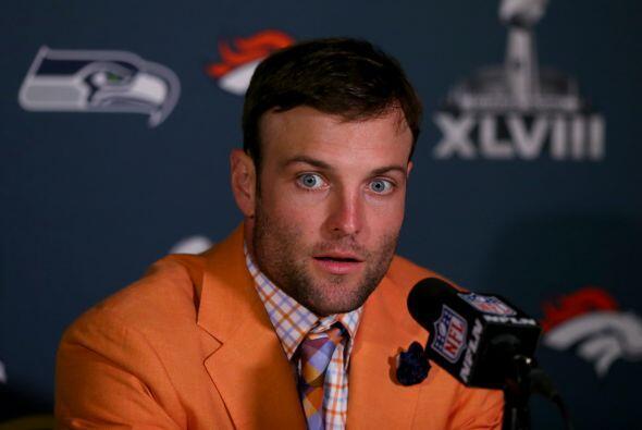 Wes Welker Broncos de Denver  Más videos de Chismes aquí.
