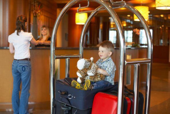 Viaja ligero Cuando se viaja con un bebé hay que llevar miles de cosas...