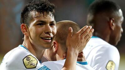 'Chucky' anota su segundo gol de la campaña ante el Fortuna Sittard