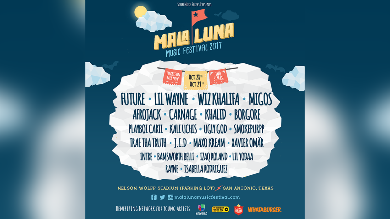 Mala Luna Music Festival 2017
