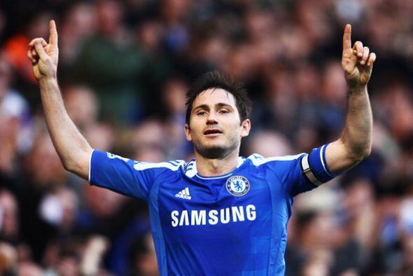 Lampard sigue siendo el preferido de los hinchas 'azules'.