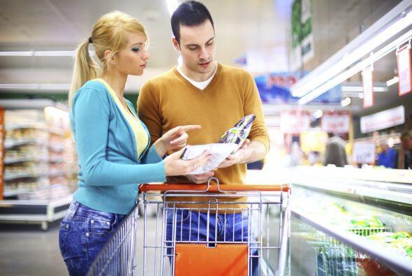 Llena tu 'freezer' para reducir las visitas al supermercado.