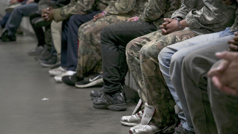 En fotos: Así ha cambiado en 19 años de prisión el hispano condenado por...