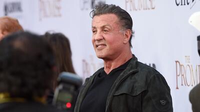 Investigan a Sylvester Stallone por un presunto crimen sexual reportado en 2017