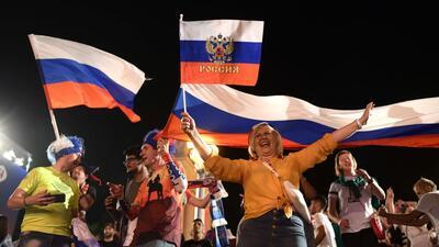 La noche que Rusia no durmió