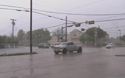 Inundaciones y accidentes de tránsito, el saldo de la tormenta en el oes...