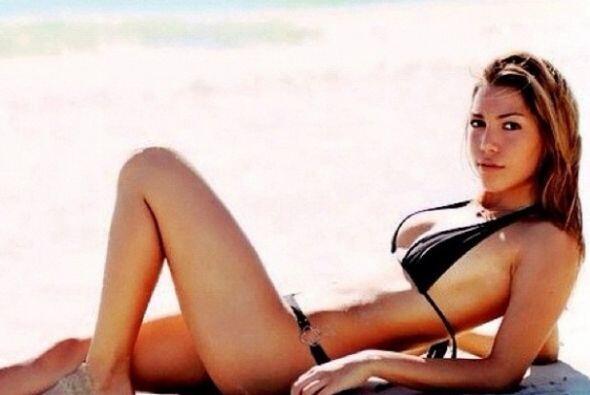 Muy, pero muy 'hot', así es Frida Sofía, la polémica hija de Alejandra G...