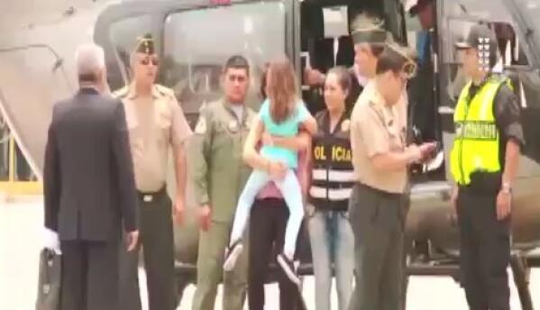 Rose Chacón se reencuentra con su hija