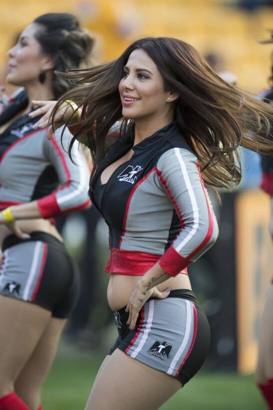 La belleza de la fecha seis de la Liga MX