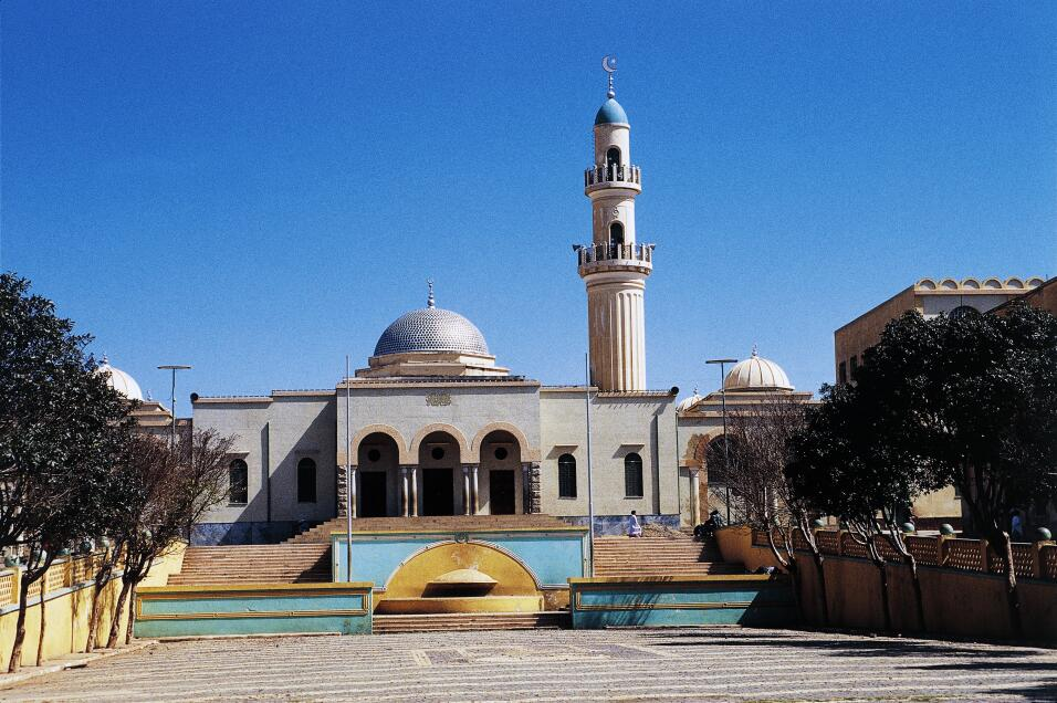 Eritrea: Asmara, modernist city of Africa