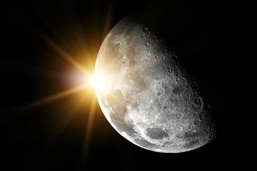 Plenilunio y conjunción planetaria, crea un magnetismo sexual y erótico...