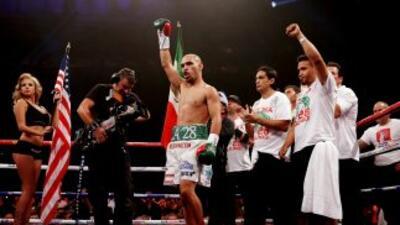 Raymundo Beltrán enfrentará al Román 'Rocky' Martínez.