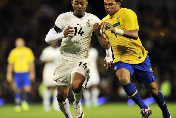 La escuadra de Brasil continuó con sus partidos amistosos internacionale...