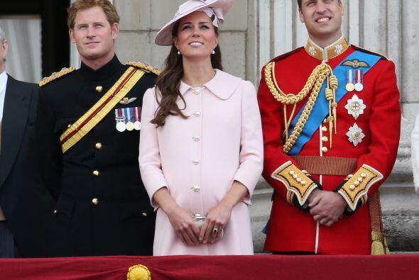 El pasado 22 de julio los duques de Cambridge se convirtieron en padres...