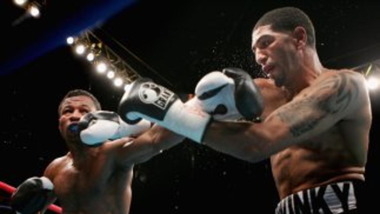 Shane Mosley y Winky Wright dieron dos peleas legendarias en el 2004, am...