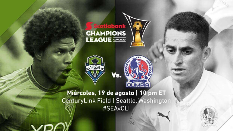 Seattle Sounders vs. Olimpia