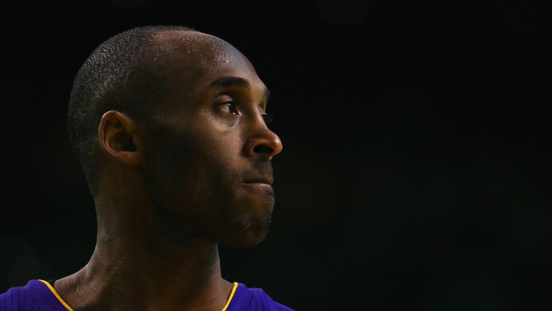 Kobe Bryant no irá a Río de Janeiro
