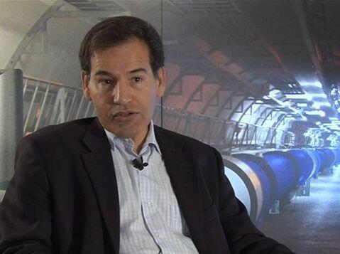 Gerardo Herrera Corral, investigador del Centro de Investigación...