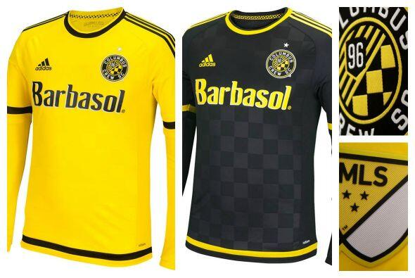 Columbus Crew SC estrenará nuevos diseños en sus camisetas, reflejando e...