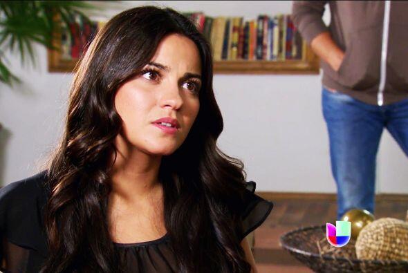 Esmeralda le pidió ayuda para pagar los gastos hospitalarios de Damián....