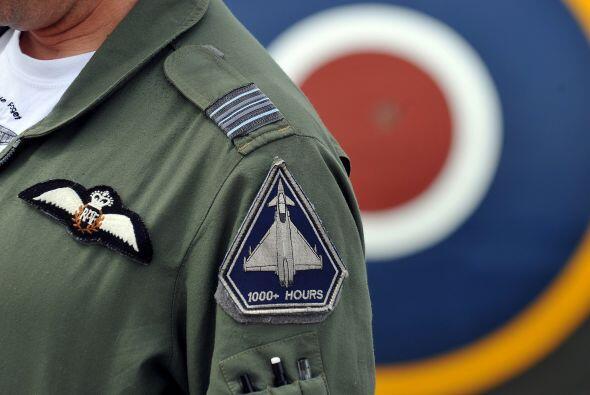 3- La Fuerza Aérea del Reino Unido ha perdido 4,722 personas en sus vuelos.