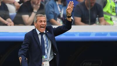 El 'Maestro' Tabárez recibe dos reconocimientos Guinness World Records