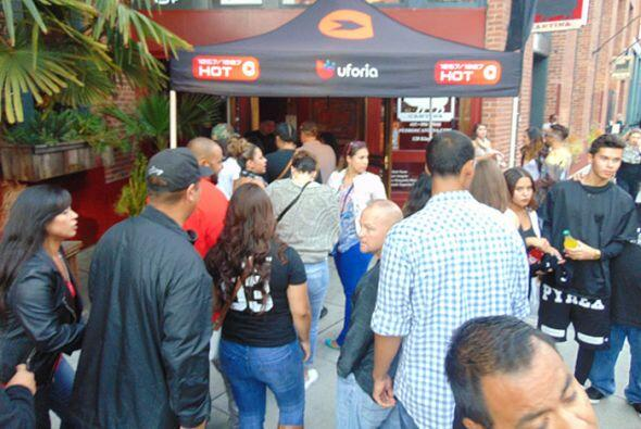 Check out all the fun from the Pre-Concert Happy Hour at Pedro's Cantina...