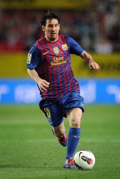Messi ya ha marcado a 30 de los 33 equipos a los que se ha enfrentado en...