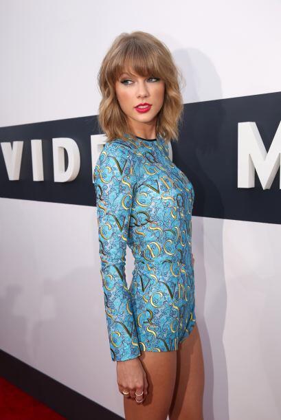 Y Taylor Swift no sólo ha destacado como cantante, también...