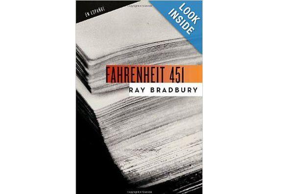 """""""Fahrenheit 451"""": una novela del célebre maestro de la ciencia ficción R..."""