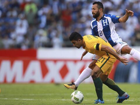 Perú empató sin goles en visita a Nueva Zelanda  gettyimages-872651110.jpg