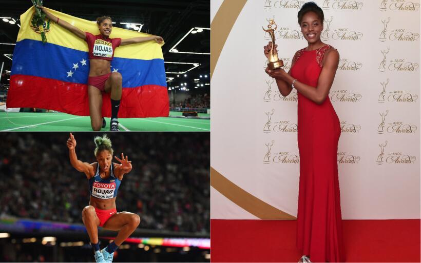 Estos son los ganadores de los Premios Univision Deportes yulimar.jpg