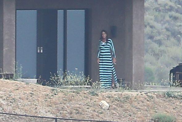 El ex de Kris Jenner poco a poco se fue sintiendo más cómodo con su lado...