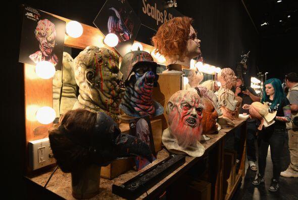 Sabemos que estas máscaras son la envidia de todo amante del 'dulce o tr...