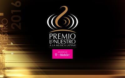 Premio Lo Nuestro 2016 Stage New