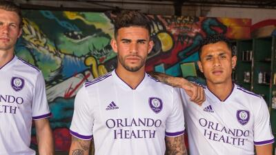 Orlando City uniforme alternativo 2018