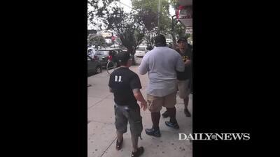 Hombre murió asfixiado por agentes de NYPD