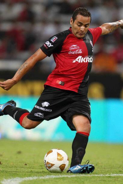 Daniel Osorno tuvo un gran momento en el Tri cuando anotó el gol de la v...