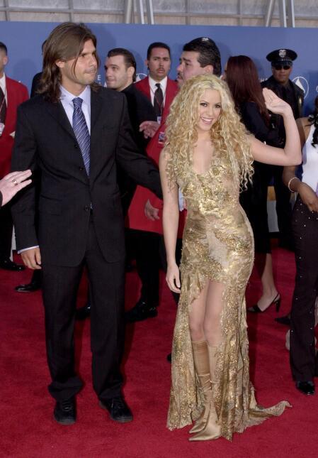 Shakira Antonio de la Rua
