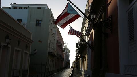 Ante la complicada situacion económica de Puerto Rico, unas 89,00...