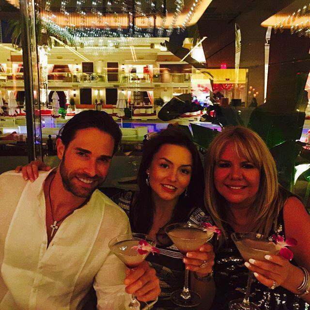 ¡Angy y Rulli enamorados en Las Vegas!