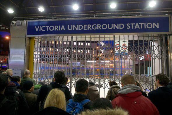 La empresa Transport for London (Tfl) informó el miércoles de que habrá...