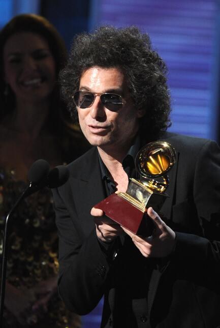 En 2008, el argentino Andrés Calamaro se llevó el premio por Mejor Álbum...