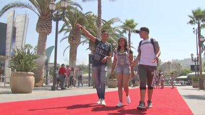 Jóvenes mexicanos sobrevivientes de cáncer cumplieron el sueño de conocer Universal Studio Hollywood