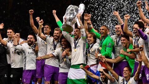 Real Madrid se coronó en Europa