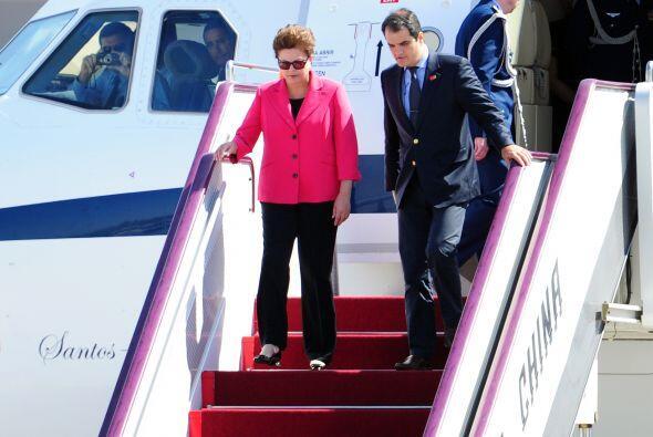 Rousseff se ha destacado por ser más sensible en el rubro de los problem...